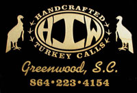 IHW Custom Calls and Carvings